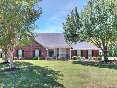 Bossier City Single Family Home For Sale: 314 Crosscreek Drive