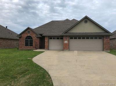 Benton Single Family Home For Sale: 4028 Elizabeth Lane