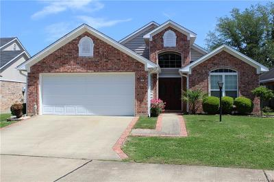 Single Family Home For Sale: 9113 Chimes Drive