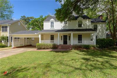 Shreveport Single Family Home Contingent: 664 Unadilla Street