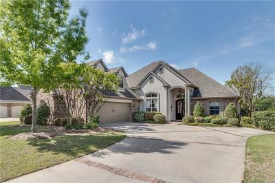 Bossier City Single Family Home For Sale: 524 Canterbury Lane