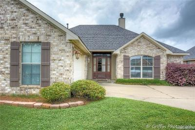 Bossier City Single Family Home For Sale: 1209 Quincy Drive