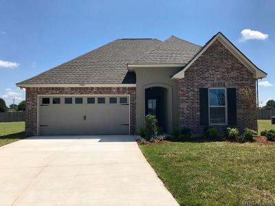 Bossier City Single Family Home For Sale: 1900 Valdemar Place