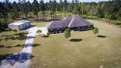 Benton Single Family Home For Sale: 130 Hicks Road