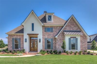 Benton Single Family Home For Sale: 632 Silkwood Drive