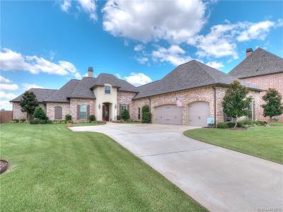 Shreveport Single Family Home For Sale: 9511 Milbank Drive