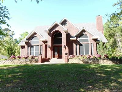 Benton Single Family Home For Sale: 2840 E Linton Road