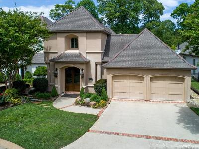 Shreveport Single Family Home For Sale: 15 Beaux Rivages Drive