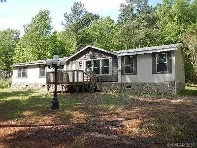 Keithville Single Family Home For Sale: 11014 Big Oaks Trail