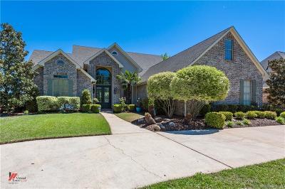 Bossier City Single Family Home For Sale: 313 Autumn Ridge
