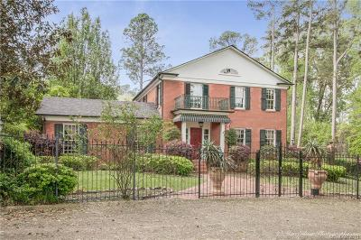 Shreveport Single Family Home For Sale: 501 Pierremont Road
