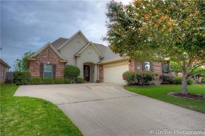 Bossier City Single Family Home For Sale: 550 Chinquipin Drive