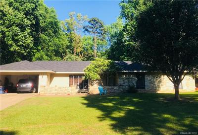 Haughton Single Family Home For Sale: 3404 Pine Haven Circle