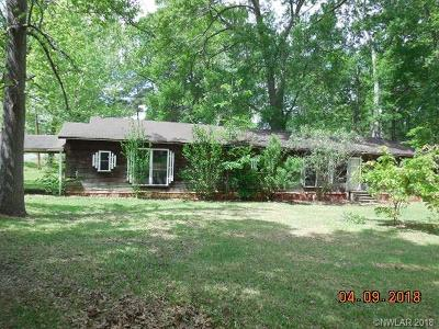 Keithville Single Family Home For Sale: 10292 Pheasant Trail