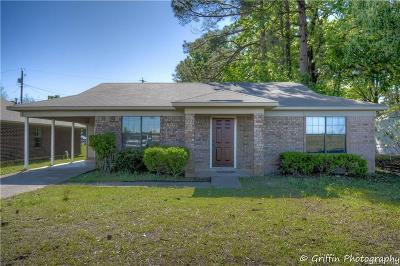 Haughton Single Family Home For Sale: 432 N Elm Street