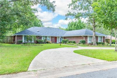 Ellerbe Rd Estates, Ellerbe Road, Ellerbe Road Estates Single Family Home For Sale: 10021 Canterbury Drive