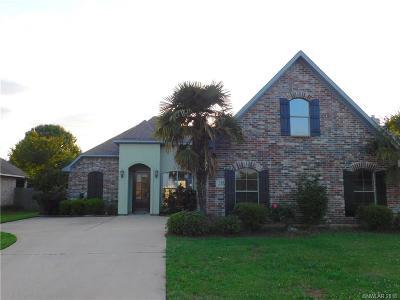 Bossier City Single Family Home For Sale: 106 Antietam Drive