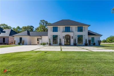 Shreveport Single Family Home For Sale: 407 Oakwood Trace Court