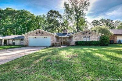 Dogwood Park Single Family Home For Sale: 3408 Wild Briar Circle
