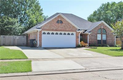 Golden Meadows Single Family Home For Sale: 5744 Bayou Drive