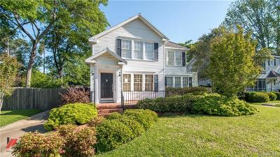 Shreveport Single Family Home For Sale: 720 Unadilla Street