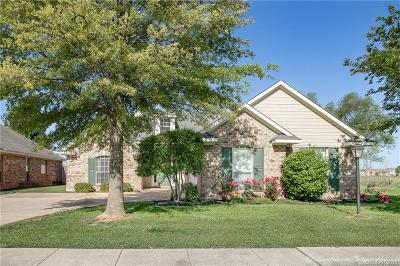 Bossier City Single Family Home For Sale: 2603 W Belle Haven Drive