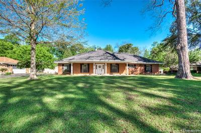 Bossier City Single Family Home For Sale: 2103 Landau Lane