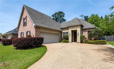 Shreveport Single Family Home For Sale: 10377 Keysburg Court