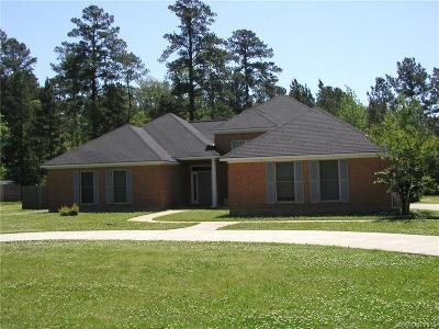 Shreveport Single Family Home For Sale: 6817 North Club Loop
