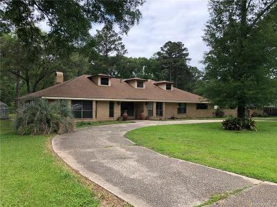 Shreveport Single Family Home For Sale: 9908 Wild Oak Drive
