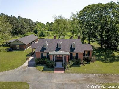 Caddo Parish Single Family Home For Sale: 3120 Old Mooringsport Road