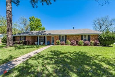 Shreveport Single Family Home For Sale: 7537 University Drive
