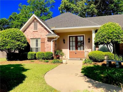 Bossier City Single Family Home For Sale: 1022 Cressmont Street