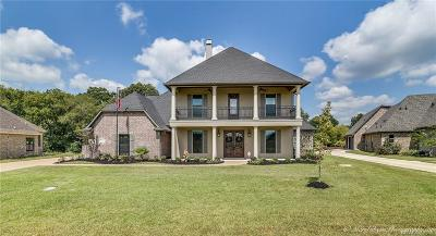 Stonewall Single Family Home For Sale: 861 Aw Drive