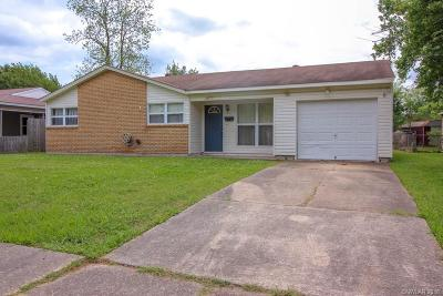 Bossier City Single Family Home For Sale: 3210 Gay Boulevard