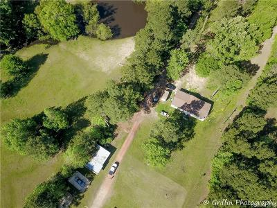 Keithville Single Family Home For Sale: 12651 Johns Gin Road