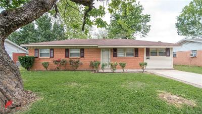 Bossier City Single Family Home For Sale: 1310 Violet