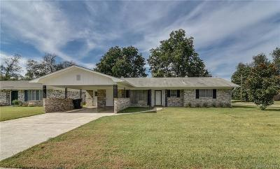 Bossier City Single Family Home For Sale: 1921 Camille Street