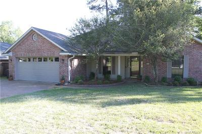 Shreveport Single Family Home For Sale: 9314 Lytham Drive
