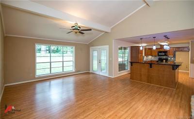 Shreveport Single Family Home For Sale: 1015 Bridal Wreath Trail