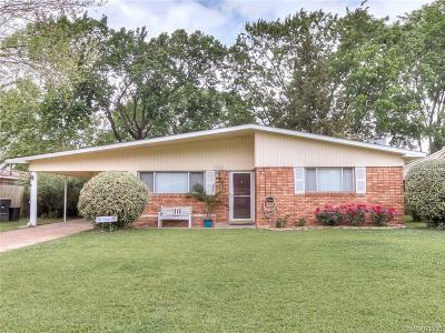 Bossier City Single Family Home For Sale: 2915 June Lane