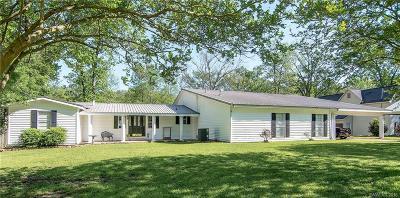 Shreveport Single Family Home For Sale: 7664 S Lakeshore Drive