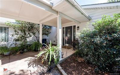 Caddo Parish Single Family Home For Sale: 3419 Bruce Drive