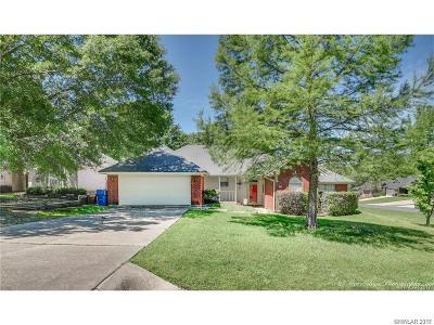 Caddo Parish Single Family Home For Sale: 5010 Beechwood Hills