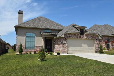 Caddo Parish Single Family Home For Sale: 4912 Players Loop