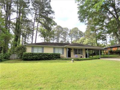Shreveport Single Family Home For Sale: 821 Vernal Lane