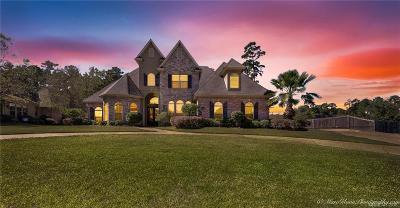 Shreveport Single Family Home For Sale: 2716 Stone Creek Drive