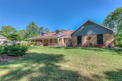 Shreveport Single Family Home For Sale: 6374 Pawnee Trail