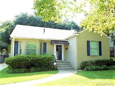 Shreveport Single Family Home For Sale: 4305 Clingman Drive