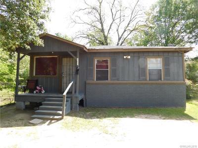 Shreveport Single Family Home For Sale: 5709 Ellison Street